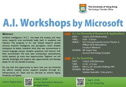 A.I. Workshops by Microsoft