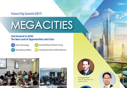 Call for Application of Future City Summit 2017 --- Fast Forward to 2030