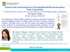 Patent Trends and Strategies for Protecting Biotech/Pharma Inventions in the United States