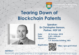Tearing down of Blockchain Patents