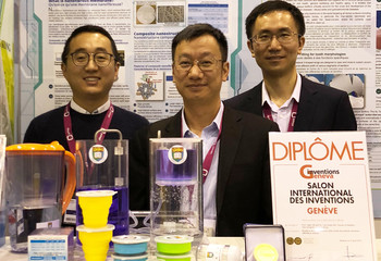 HKU scientists invent efficient nanofibrous membrane to filter heavy metals and bacteria
