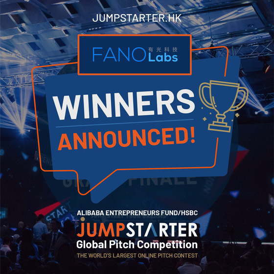 HKU spin-off company Fano Labs and student team ClearBot win Jumpstarter 2020 Global Pitch Competition gallery photo 2