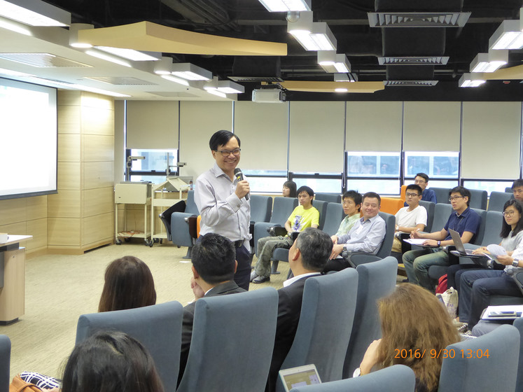 Lecture: Innovation and Entrepreneurship - opportunities for start-ups in Hong Kong gallery photo 2