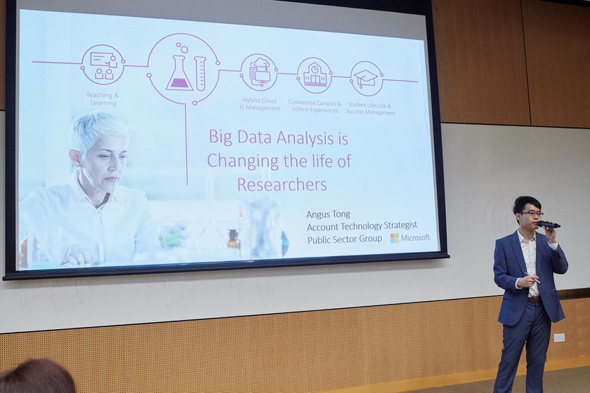 BIG DATA ANALYTICS is Changing the Life of Researchers gallery photo 1