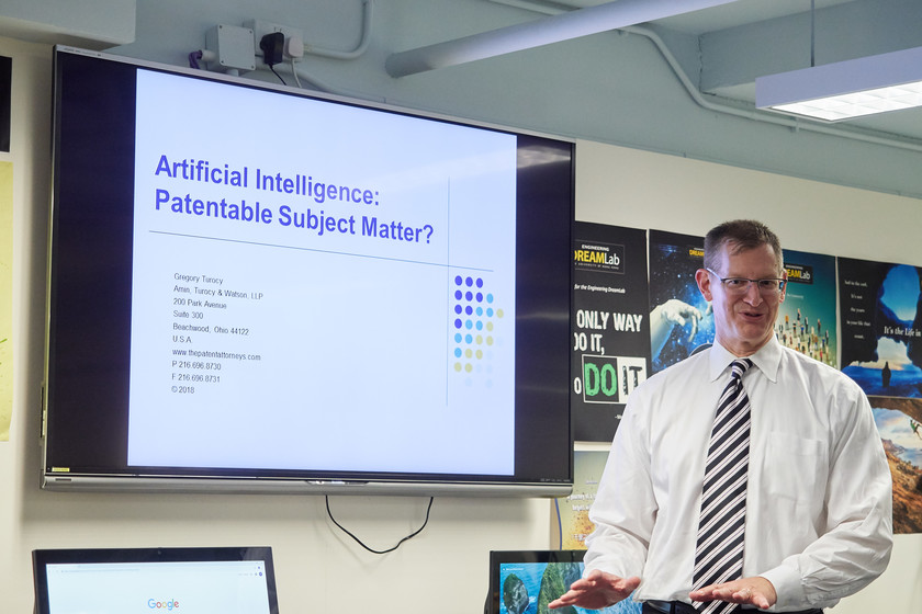 Is Artificial Intelligence a Patentable Subject Matter? gallery photo 1