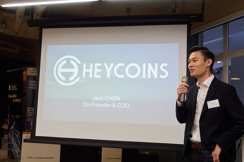 From an Idea Generation to a Successful Commercialised Product – A Conversation with HEYCOINS gallery photo 1