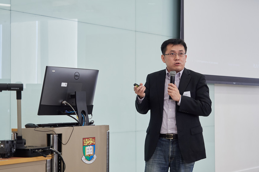HKU-Industry Forum on Display Technologies gallery photo 16