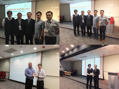 HKU professors were invited to share their latest research projects at the 2016 Technology Sharing Seminar organized by the Electrical and Mechanical Services Department of the HKSAR Government